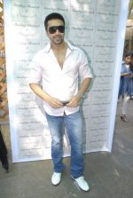 Aashish Chaudhary at Bungalow 9 brunch in Khar on 20th Nov 2011 (26).JPG