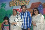 Amit Kumar, Leena Chandavarkar at Ruma Devi_s birthday in Juhu, Mumbai on 21st Nov 2011 (92).JPG