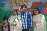 Amit Kumar, Leena Chandavarkar at Ruma Devi_s birthday in Juhu, Mumbai on 21st Nov 2011 (93).JPG