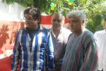 Javed Akhtar, Amit Kumar at Ruma Devi_s birthday in Juhu, Mumbai on 21st Nov 2011 (116).JPG