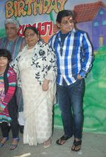 Javed Akhtar, Amit Kumar at Ruma Devi_s birthday in Juhu, Mumbai on 21st Nov 2011 (74).JPG