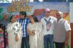 Javed Akhtar, Amit Kumar, Ruma Devi, Rohit Roy, Leena Chandavarkar at Ruma Devi_s birthday in Juhu, Mumbai on 21st Nov 2011 (88).JPG