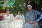 Javed Akhtar, Leena Chandavarkar at Ruma Devi_s birthday in Juhu, Mumbai on 21st Nov 2011 (68).JPG