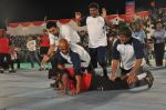 Mahesh Manjrekar, Johnny Lever, Aashish Chaudhary at National Kabaddi championship in Dadar, Mumbai on 23rd Nov 2011 (33).JPG