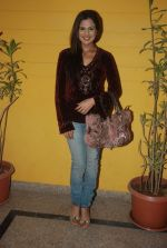 Nandini Singh at Designer Aarti Gupta showcases her collection in Wedding Cafe on 23rd Nov 2011 (5).JPG