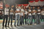 Sunil Shetty, Mahesh Manjrekar, Johnny Lever, Vatsal Seth, Aashish Chaudhary, Varun Badola at National Kabaddi championship in Dadar, Mumbai on 23rd Nov 2011 (49).JPG