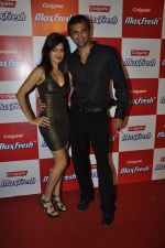 Chetan Hansraj at the Colgate MaxFresh party at Bunglow 9, Mumbai on 24th Nov 2011 (5).JPG