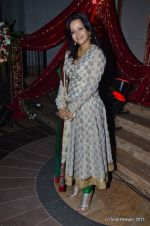 Reema Sen at Shabbir Ahluwalia and Kanchi Kaul_s sangeet ceremony on 24th Nov 2011 (155).JPG