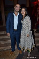 Reema Sen at Shabbir Ahluwalia and Kanchi Kaul_s sangeet ceremony on 24th Nov 2011 (156).JPG