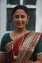 Rohini Banerjee at Sony TV_s Saas Bina Sasural on location in Malad on 24th Nov 2011 (37).JPG
