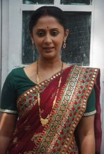 Rohini Banerjee at Sony TV_s Saas Bina Sasural on location in Malad on 24th Nov 2011 (40).JPG