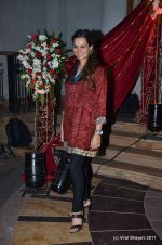 Shweta Kawatra at Shabbir Ahluwalia and Kanchi Kaul_s sangeet ceremony on 24th Nov 2011 (60).JPG