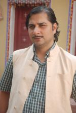Varun Badola at the short film Bhola Bhagat snapped at the shoot in Filmistan on 25th Nov 2011 (14).JPG