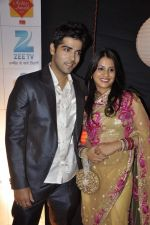 Kinshuk Mahajan at Zee Rishtey Awards in Andheri Sports Complex on 26th Nov 2011 (128).JPG