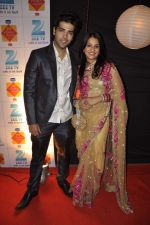Kinshuk Mahajan at Zee Rishtey Awards in Andheri Sports Complex on 26th Nov 2011 (130).JPG