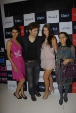 Sayali Bhagat, Shiney Ahuja, Julia Bliss at Ghost promotional event in Hype on 26th Nov 2011 (50).JPG