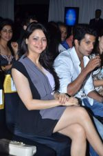 Aamna Sharif, Karnaveer Bohra at Black Dog Comedy evenings in Lalit Hotel on 27th Nov 2011 (130).JPG