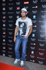 Ashutosh Kaushik at Black Dog Comedy evenings in Lalit Hotel on 27th Nov 2011 (80).JPG