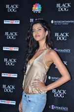 Manasvi Mamgai at Black Dog Comedy evenings in Lalit Hotel on 27th Nov 2011 (109).JPG