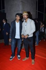 Nagesh Kukunoor, Ranvijay Singh at Black Dog Comedy evenings in Lalit Hotel on 27th Nov 2011 (40).JPG