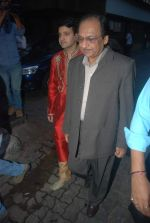 Ghulam Ali, Mohammed Vakil launches Maul Ka Darbar album in Andheri, Mumbai on 29th Nov 2011 (16).JPG