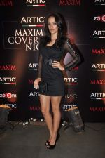 Angela Jhonson at Maxim mag cover launch in Parel, Mumbai on 30th Nov 2011 (3).JPG