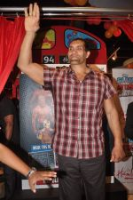 The Great Khali launches the Topps Slam Attax Trading Card Game to bring alive WWE experience for kids in Hamleys on 1st Dec 2011 (101).JPG