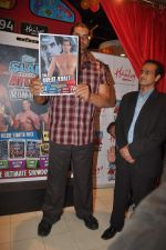 The Great Khali launches the Topps Slam Attax Trading Card Game to bring alive WWE experience for kids in Hamleys on 1st Dec 2011 (81).JPG