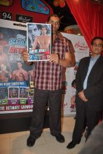 The Great Khali launches the Topps Slam Attax Trading Card Game to bring alive WWE experience for kids in Hamleys on 1st Dec 2011 (82).JPG