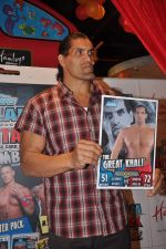 The Great Khali launches the Topps Slam Attax Trading Card Game to bring alive WWE experience for kids in Hamleys on 1st Dec 2011 (89).JPG