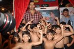 The Great Khali launches the Topps Slam Attax Trading Card Game to bring alive WWE experience for kids in Hamleys on 1st Dec 2011 (96).JPG