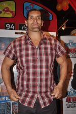 The Great Khali launches the Topps Slam Attax Trading Card Game to bring alive WWE experience for kids in Hamleys on 1st Dec 2011 (97).JPG