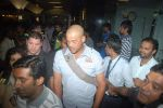 Andrew Symonds snapped at the Mumbai airport on 5th Dec 2011 (19).JPG
