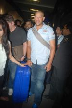 Andrew Symonds snapped at the Mumbai airport on 5th Dec 2011 (24).JPG