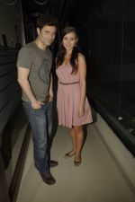 Shiney Ahuja, Julia Bliss promotes Ghost on BigFM in Andheri, Mumbai on 5th Dec 2011 (18).JPG