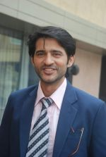 Hiten Tejwani at Pavitra Rista serial new cast introduction in Novotel on 6th Dec 2011 (67).JPG