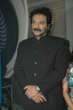 Milind Gunaji at Nikita Rawal_s item song for film Dharna Unlimited in Goregaon on 7th Dec 2011 (1).JPG