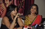 Vidya Balan, Ekta Kapoor at The Dirty picture Success Media meet in Novotel, Mumbai on 7th Dec 2011 (23).JPG