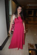 Smiley Suri walk the ramp for Nisha Sagar_s bridal show in Trident on 10th Dec 2011 (10).JPG