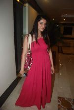 Smiley Suri walk the ramp for Nisha Sagar_s bridal show in Trident on 10th Dec 2011 (13).JPG