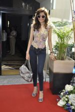 Queenie Dhody at the launch of Ulysse Nardin watch in Four Seasons, Mumbai on 11th Dec 2011 (25).JPG