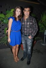 Julia Bliss at Swaraj Kapoor Bday Bash on 12th Dec 2011 (88).JPG