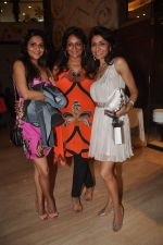 Madhoo Shah, Queenie Dhody, Sharmilla Khanna at Pre Xmas Lunch in Palladium, Mumbai on 12th Dec 2011 (2).JPG