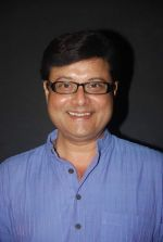 Sachin Pilgaonkar at Sonu Nigam_s Gayatri mantra album launch in Intercontinental, Mumbai on 14th Dec 2011 (47).JPG