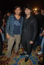 Shirish Kunder at Sonu Nigam_s Gayatri mantra album launch in Intercontinental, Mumbai on 14th Dec 2011 (2).JPG