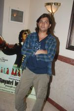 Shirish Kunder at Sonu Nigam_s Gayatri mantra album launch in Intercontinental, Mumbai on 14th Dec 2011 (5).JPG