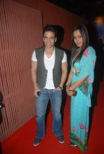 Tusshar Kapoor, Sunita Menon at The Dirty Picture Success Bash in Aurus, Mumbai on 14th Dec 2011 (36).JPG