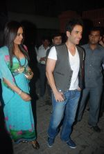 Tusshar Kapoor, Sunita Menon at The Dirty Picture Success Bash in Aurus, Mumbai on 14th Dec 2011 (44).JPG