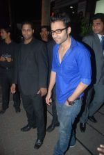 Jacky Bhagnani at a family bash in Poison, Bandra, Mumbai on 16th Dec 2011 (44).JPG
