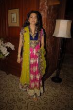 Juhi Chawla at the launch of The Taj Book in The Taj Hotel, Mumbai on 18th Dec 2011 (11).JPG